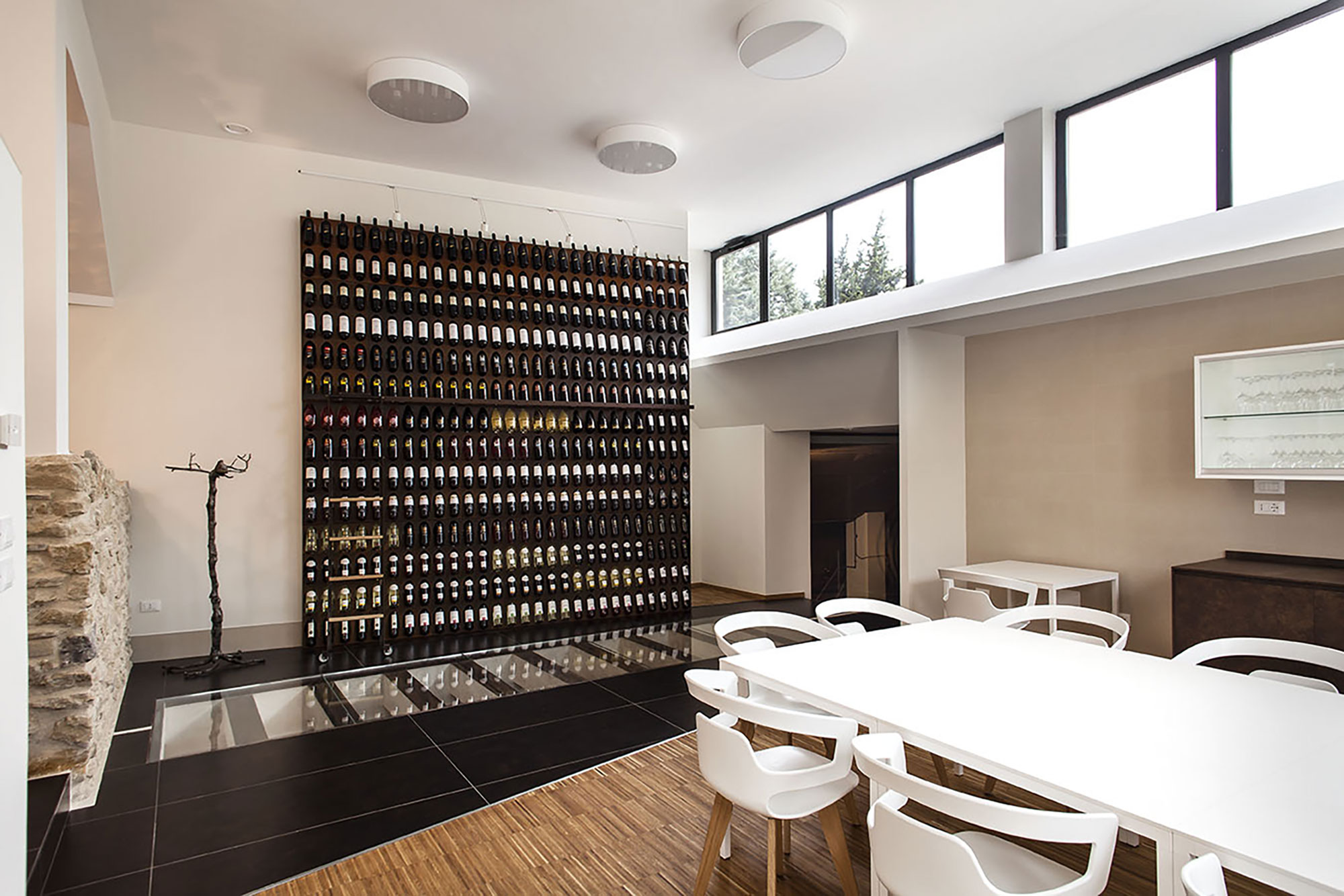 Showroom and tasting room ortona ch d 39 amico design for D amico arredamenti casoli