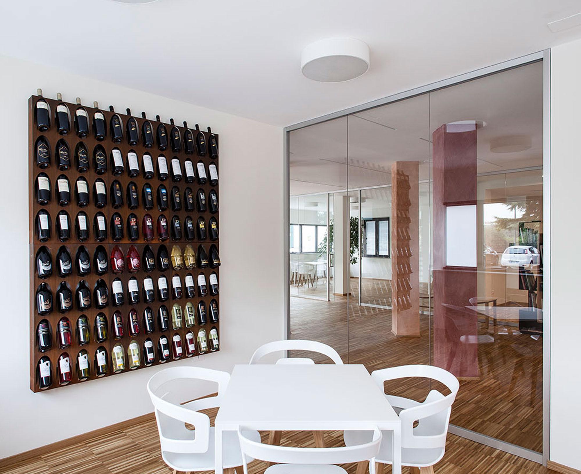 Showroom e sala degustazione – Ortona (Ch)