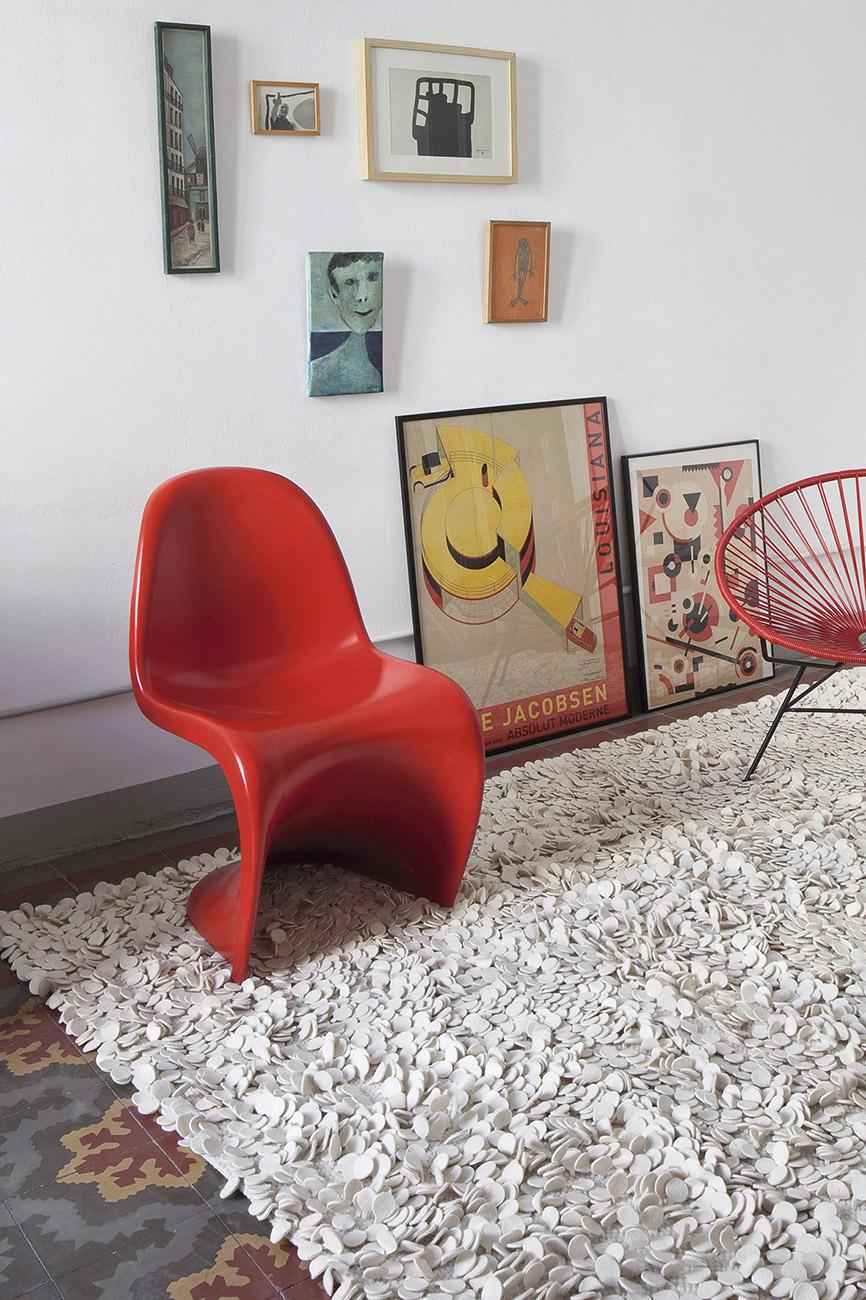 Tappeti di design tappeti di henzel studio vere opere for D amico arredamenti