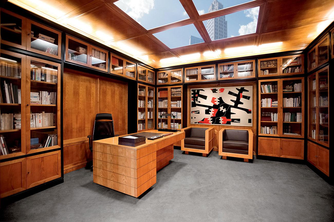 Arredamento uffici arredo contract chieti d 39 amico design - Morelato mobili ...