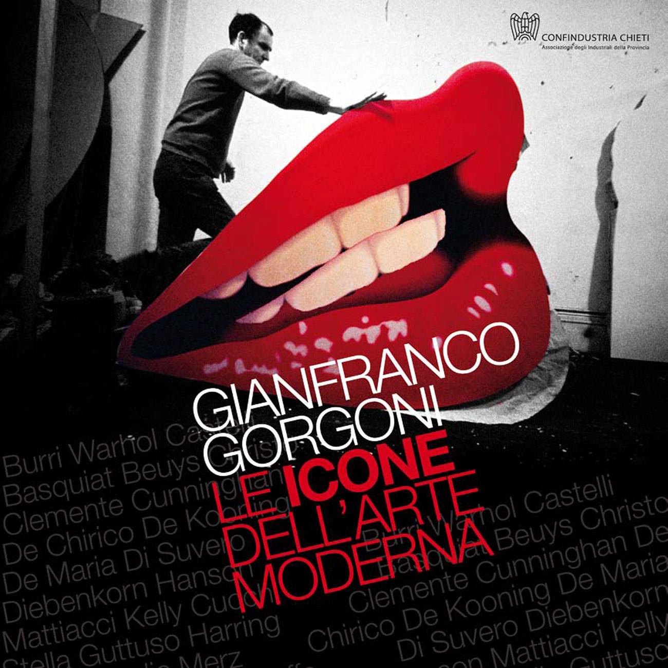 Mostra gianfranco gorgoni le icone dell 39 arte moderna d for Guttuso arredamenti