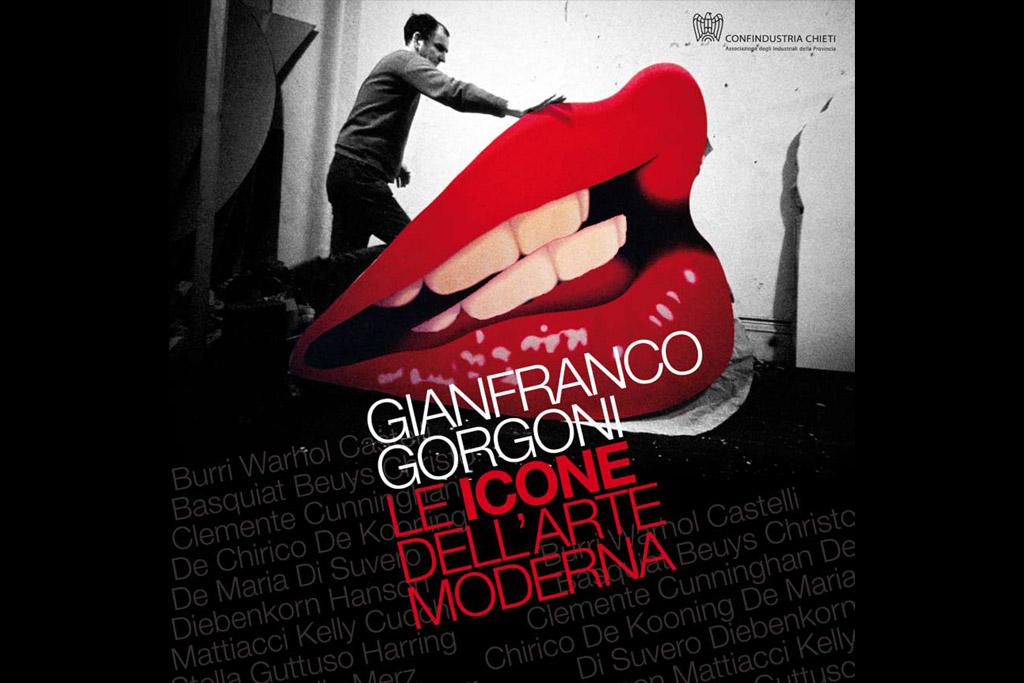 Mostra Gianfranco Gorgoni – Le icone dell'arte moderna