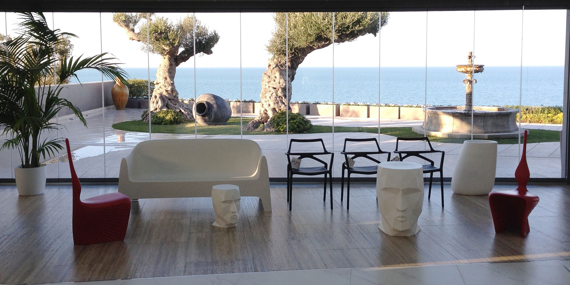 Restaurant at torino di sangro ch d 39 amico design for D amico arredamenti casoli