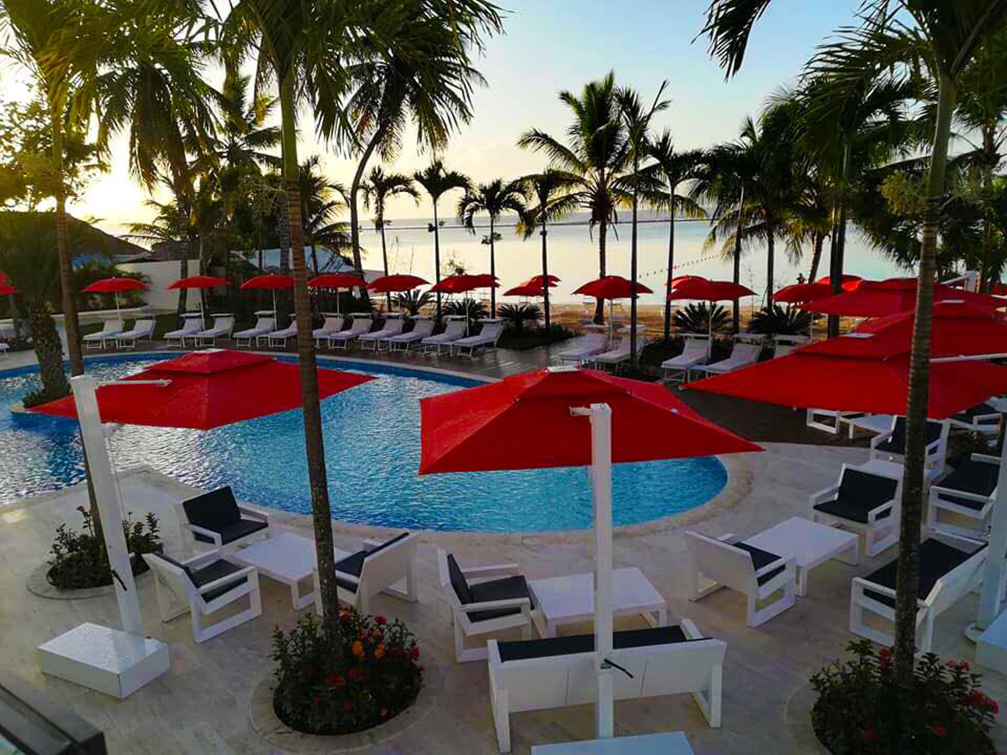 Resort boca chica santo domingo d 39 amico design for D amico arredamenti casoli